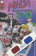 Ninja High School 3-D (1992) 1
