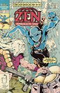 Zen Intergalactic Ninja (1992/09-12 Zen/Archie) 2