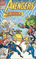 Avengers (1963 1st Series) 350
