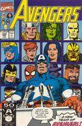 Avengers (1963 1st Series) 329