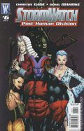 Stormwatch PHD (2006) Post Human Division 6