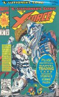 X-Force (1991 1st Series) 18P