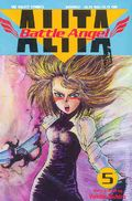 Battle Angel Alita Part 1 (1992) 5