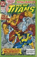 New Teen Titans (1984 2nd Series) New Titans 91
