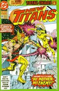 New Teen Titans (1984 2nd Series) New Titans 92