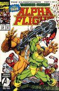 Alpha Flight (1983 1st Series) 118