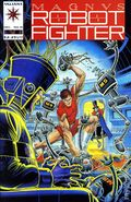 Magnus Robot Fighter (1991 Valiant) 19