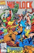 Warlock (1992 Marvel Limited Series) 6