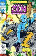 Zen Intergalactic Ninja (1992/09-12 Zen/Archie) 3