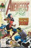 Avengers (1963 1st Series) 361