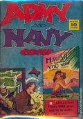 Army and Navy Comics (1941) 1