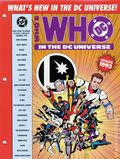 Who's Who in the DCU Update 1993 (Loose-Leaf Edition) 1