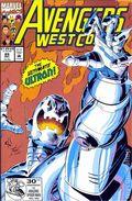 Avengers West Coast (1985) 89