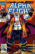 Alpha Flight (1983 1st Series) 116