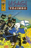 Usagi Yojimbo (1993 2nd Series) 1