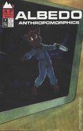 Albedo (1992 2nd Series Antarctic) 7