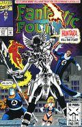 Fantastic Four (1961 1st Series) 377