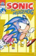 Sonic the Hedgehog (1993 Mini-Series) 2