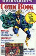 Overstreet Comic Book Monthly (1993-1995 CBM) Marketplace 2P