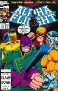 Alpha Flight (1983 1st Series) 119