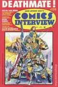 Comics Interview (1983) 124