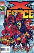 X-Force (1991 1st Series) 47D