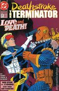 Deathstroke the Terminator (1991) 21