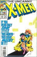 Uncanny X-Men (1963 1st Series) 303A