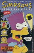 Simpsons Comics and Stories (1993) 1P