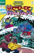 Teenage Mutant Ninja Turtles Presents Merdude (1993) 2