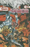 Armor (1993 2nd Series) 5