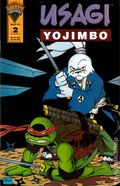 Usagi Yojimbo (1993 2nd Series) 2