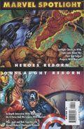 Marvel Spotlight Heroes Reborn Onslaught Reborn 1
