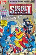 Jack Kirby's Secret City Saga (1993) 1