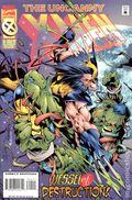 Uncanny X-Men (1963 1st Series) 324