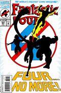 Fantastic Four (1961 1st Series) 381