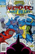 Teenage Mutant Ninja Turtles Presents Merdude (1993) 3