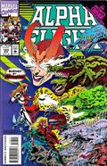 Alpha Flight (1983 1st Series) 123