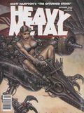 Heavy Metal Magazine (1977) Vol. 17 #4