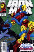 Iron Man (1968 1st Series) 294