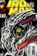 Iron Man (1968 1st Series) 295