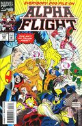 Alpha Flight (1983 1st Series) 127