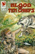 Elfquest Blood of Ten Chiefs (1993) 4