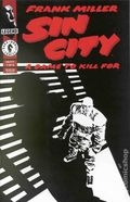 Sin City A Dame to Kill For (1993) 1A