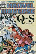 Official Handbook of the Marvel Universe (1983-1984 Marvel) 9