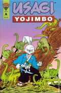 Usagi Yojimbo (1993 2nd Series) 6