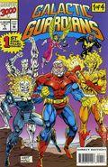Galactic Guardians (1994) 1
