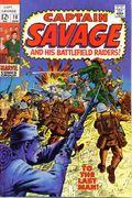 Captain Savage (1968) 10