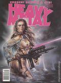 Heavy Metal Magazine (1977) Vol. 18 #1