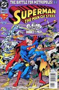 Superman The Man of Steel (1991) 34